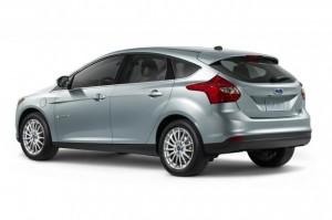 Ford Focus elettrica - auto elettrica