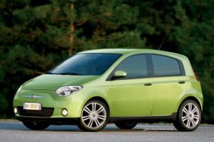 Nuova Fiat Panda 2011