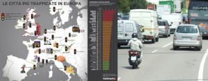Città più congestionate d'Europa