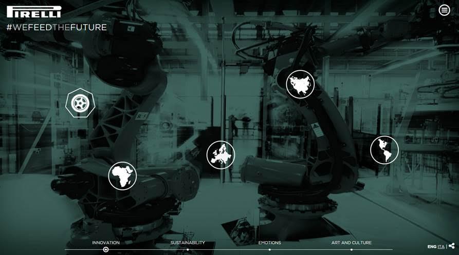 Innovazione: Pirelli la racconta a Expo2015 con #WeFeedtheFuture