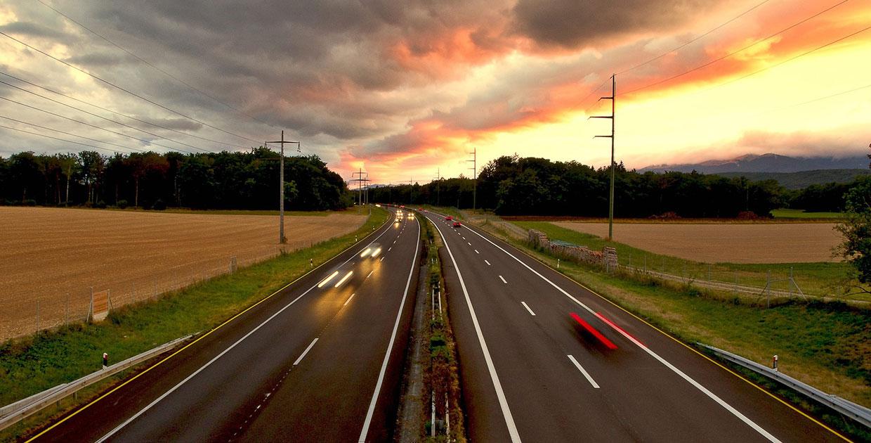 Come scegliere la corsia giusta in Autostrada