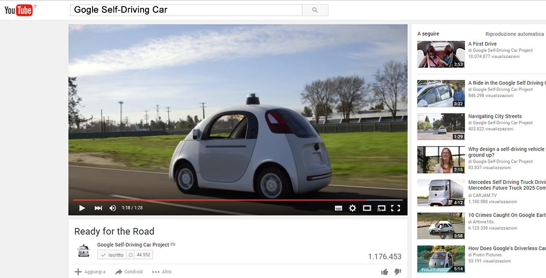Auto a guida autonoma: quali scenari?