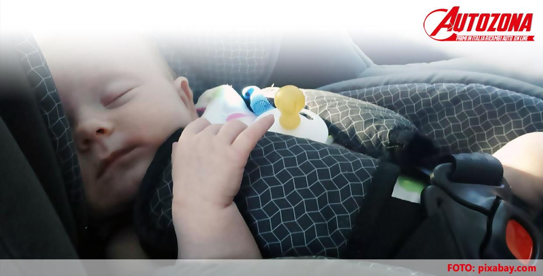 Sicurezza bambini in auto: consigli e prescrizioni