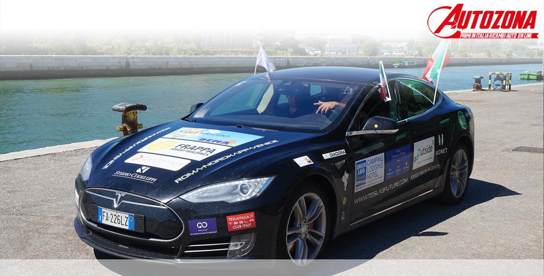 Tesla's future: da Roma a Capo Nord e ritorno a Venezia