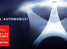 Salon Mondial de l'Automobile 2016